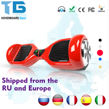 Trottinette electrique Электрический скейтборд hoverboard 6.5 pouce ультра вело electrique trottinette взрослый