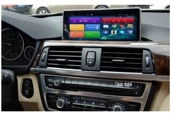 HD 1024*600 Quad Core 8.8 ''Android 4.4 Автомобильный dvd-плеер для BMW F20 F30 F32 2013-С Bluetooth 16 ГБ Flash 3 Г Wi-Fi